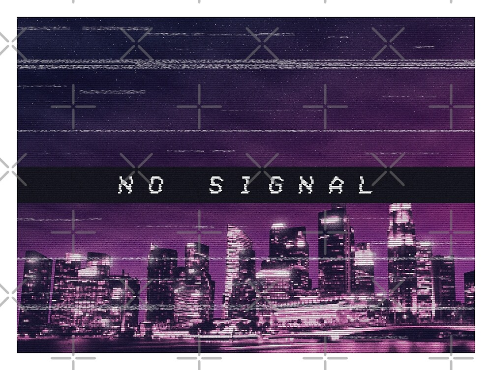 No Signal by Patrick King