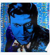 Portrait. 'Orson Wells' Poster