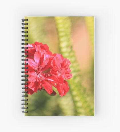 Perfect conditions to bloom Spiral Notebook