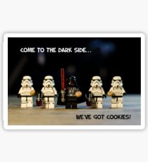 Dark Side Cookies Sticker