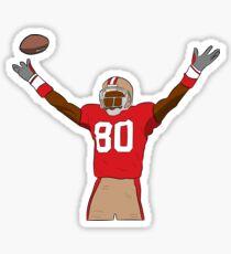 Touchdown!! Sticker