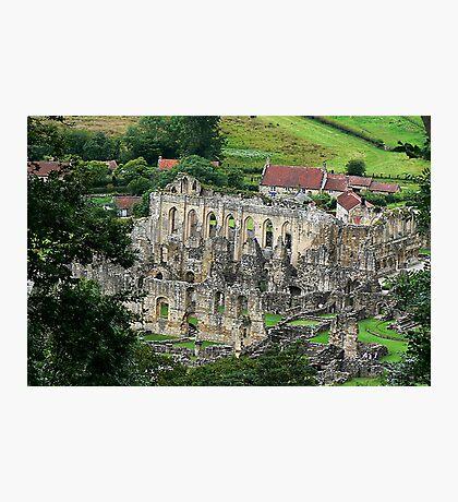 Rievaulx Abbey Photographic Print