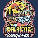 Galactic Conqueror by artlahdesigns