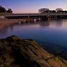 Cam River Bridge by Kylie  Sheahen