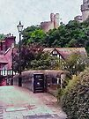Over The Bridge To Arundel by Dorothy Berry-Lound