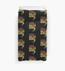 Roller Derby Quotes Duvet Covers | Redbubble