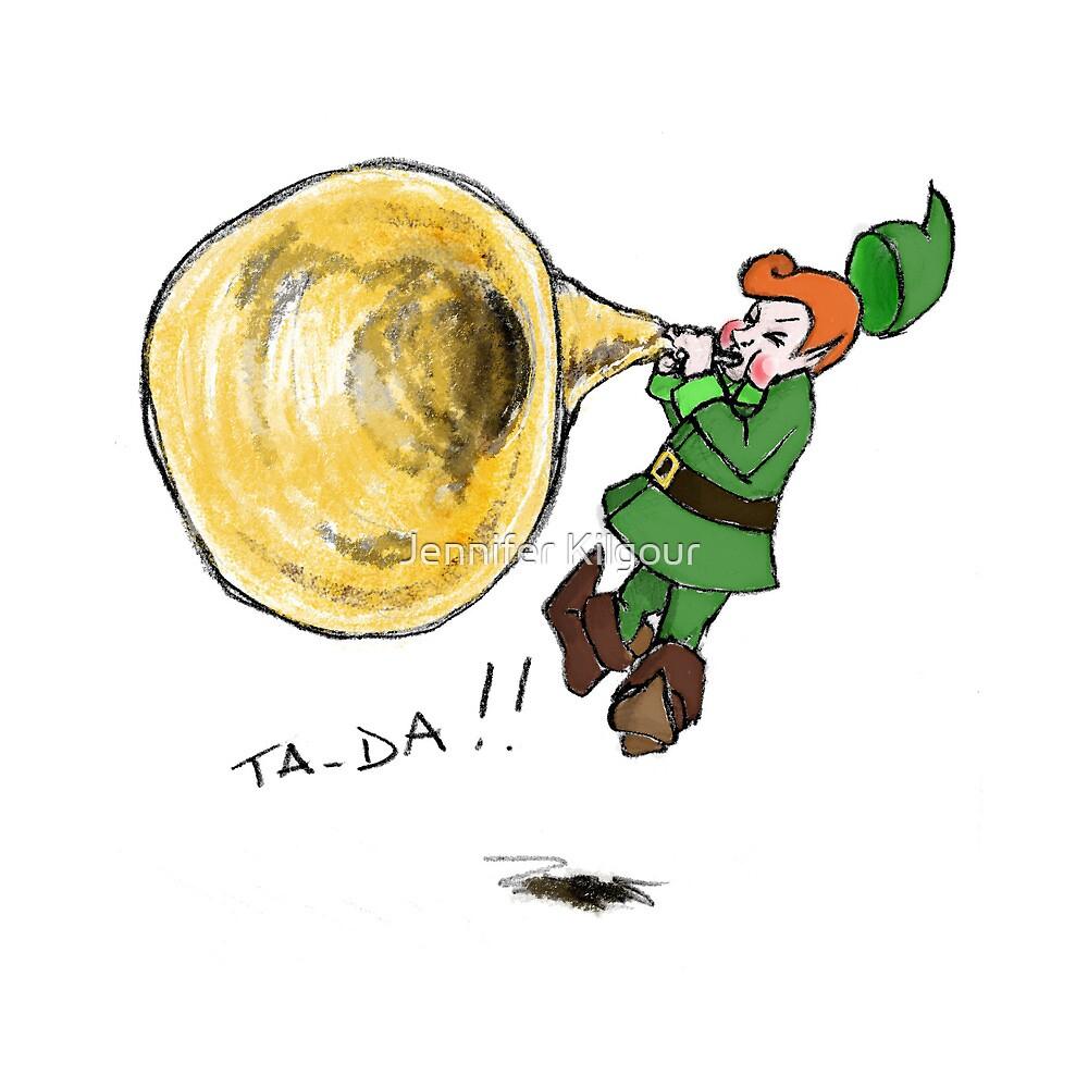 Ta-Da!! by Jennifer Kilgour