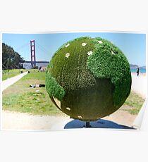 World - San Francisco Bay Poster