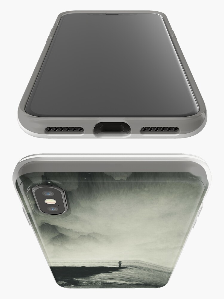 Alternate view of VertigOcean - surreal seascape iPhone Case & Cover