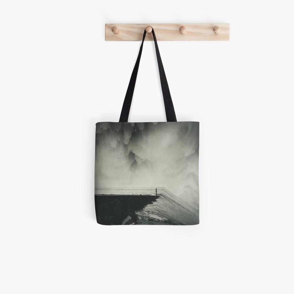 VertigOcean - surreal seascape Tote Bag