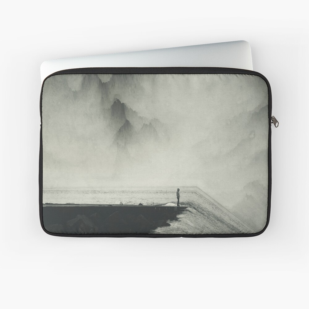 VertigOcean - surreal seascape Laptop Sleeve