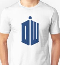 Doctor Who: Logo Model 1 Unisex T-Shirt