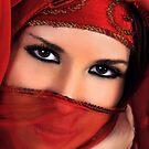 Behind the veil by aleksandra15