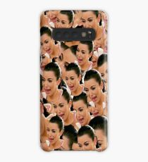 Crying Kim Kardashian Case/Skin for Samsung Galaxy