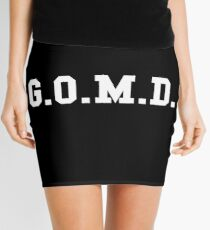 G.O.M.D. Mini Skirt