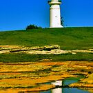 Macquarie Lighthouse 160810a by Raoul Isidro
