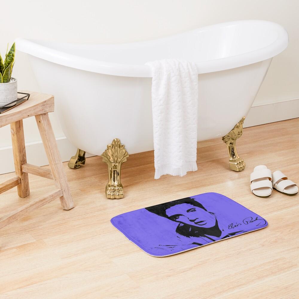 Elvis Presley   Bath Mat