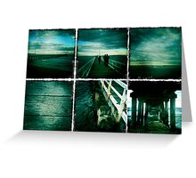 Point Lonsdale 2 Greeting Card
