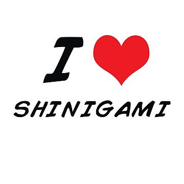 I love shinigami by chromedesign