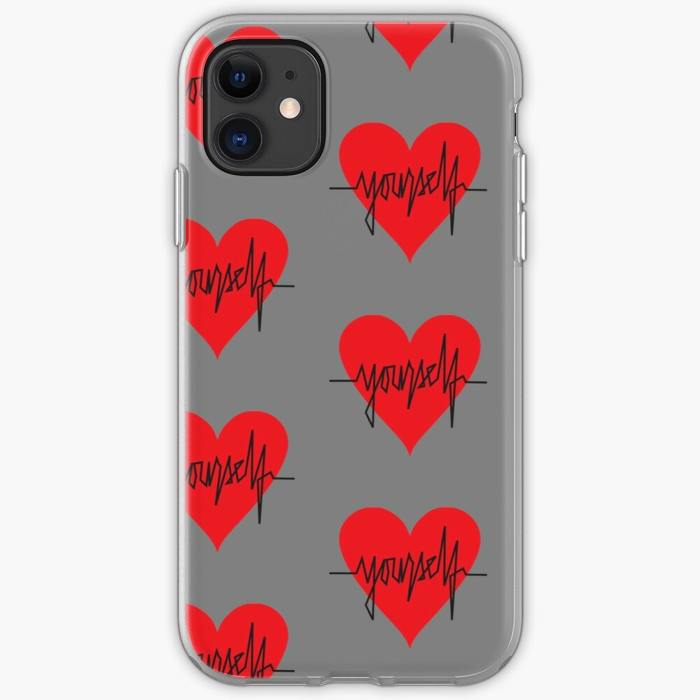 love yourself - zachary martin iPhone Case & Cover