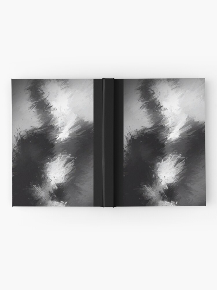 Alternate view of The Abstract Washington Hardcover Journal
