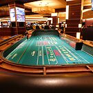 Casino Gaming Table by ctheworld