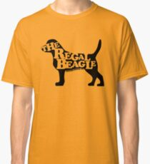 Three's Company - The Regal Beagle Classic T-Shirt