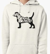 Three's Company - The Regal Beagle Pullover Hoodie