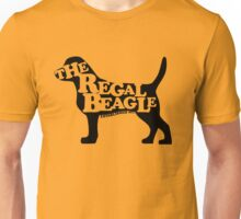 Three's Company - The Regal Beagle Unisex T-Shirt
