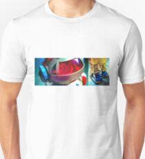 Retro Robot 2 T-Shirt