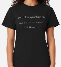 LOVE YOURSELF #3 Classic T-Shirt