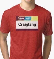 Craiglang Station Zeichen Vintage T-Shirt