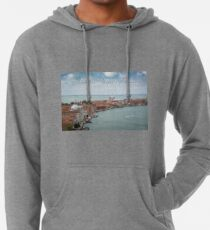 A View of Guidecca, Venice, Italy Lightweight Hoodie