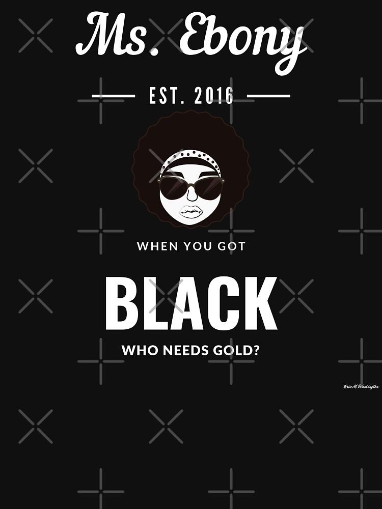 Who Needs Gold? by EWashMedia