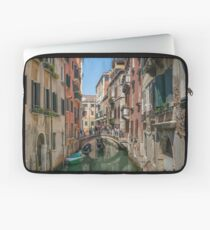 Canal Views of Venice Laptop Sleeve
