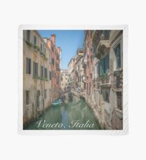 Canal Views of Venice Scarf
