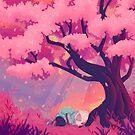 Sakura by raediocloud