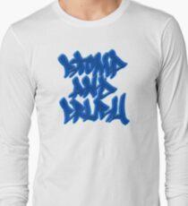 Stomp and Crush - 2015 - Blue Long Sleeve T-Shirt