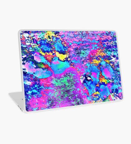 Paw Prints Happy Days Laptop Skin