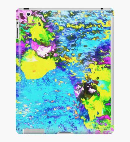Paw Prints Seaside Paddle iPad Case/Skin