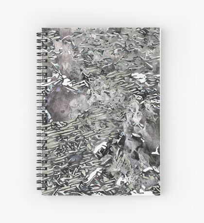 Barnie Paw Prints Next Generation 18 Spiral Notebook