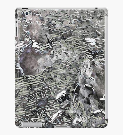 Barnie Paw Prints Next Generation 18 iPad Case/Skin