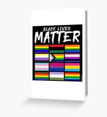 ALL BLM Greeting Card