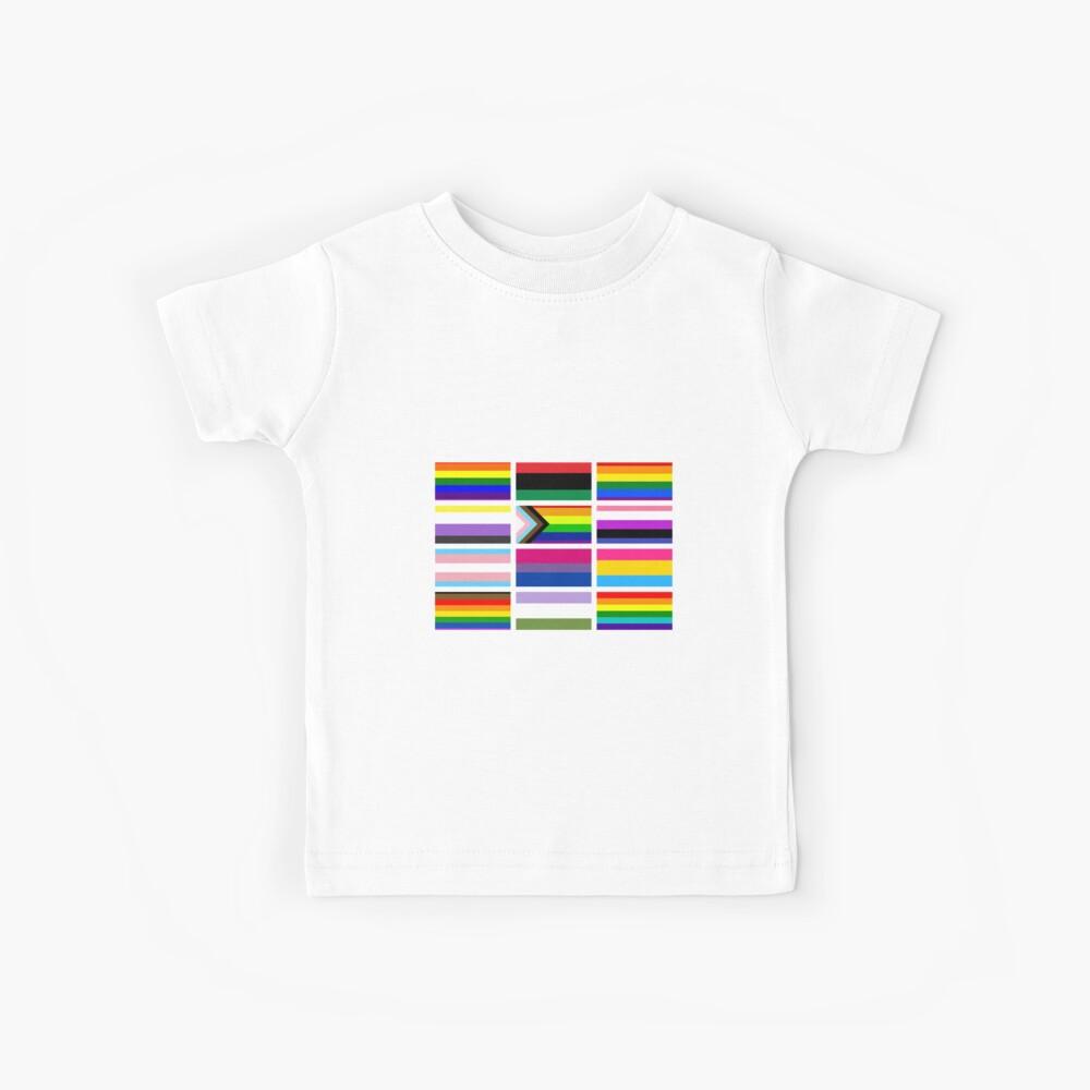 ALL BLM Kids T-Shirt