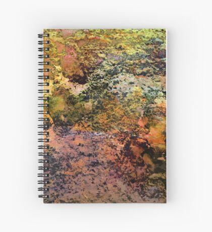 Paw Prints Swanky Spiral Notebook