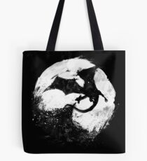 Midnight Desolation Tote Bag
