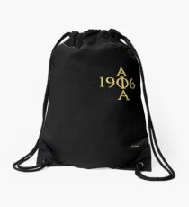 for ALPHAS only Drawstring Bag
