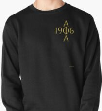 for ALPHAS only Pullover Sweatshirt
