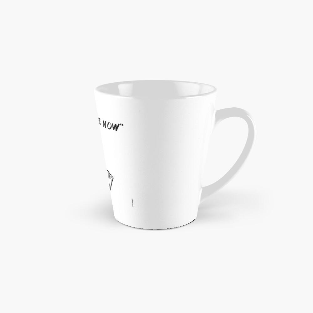 """it's above me now"" Mug"
