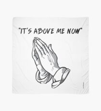 """it's above me now"" Scarf"